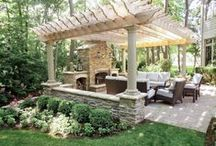 OUTSIDE- Patio/Deck / Patio and deck ideas