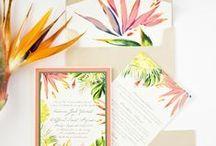 Wedding Invitation & Stationery Inspiration