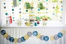 Bridal Shower Party Inspiration