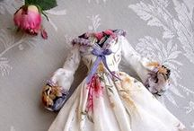 Dolls - the clothing of
