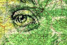 Cartes et plans / cartes et plans du monde et des villes, voir l'espace autrement