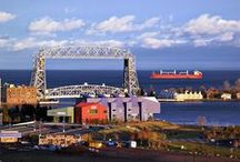 Our Duluth Minnesota / Images from in and around our port city, and the AG Thomson House Bed and Breakfast. www.thomsonhouse.biz / by A G Thomson House Bed and Breakfast