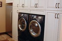 Home | Laundry Rooms / The chore might not be all that fun, but these spaces make doing the laundry a bit more bearable.