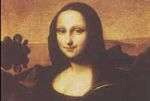Artist ... Leonardo Da Vinci / A Universal Genius ... 1452 - 1519 / by Etta Stewart King