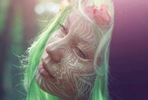 Body Adornment / Amazing body adornment and jewellery ✨