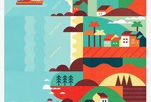 design and illustration / by Ilja Franken