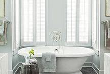 Bathrooms / by Pamela Gamwell