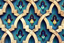 Structures & patterns n stuff / by Ilja Franken