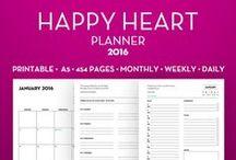 ORGANIZING FUN / by Happy Heart Magazine