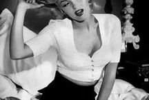 ♦Goddess Marilyn Monroe♦ / I really love her because she was gorgeous, always elegant and simply wonderful