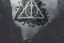 Magic World of Harry Potter ♥ / books, films, quotes, pictures