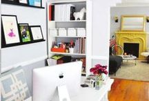 Studio spaces / by Lisa Hassell