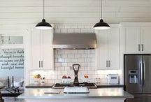 HOME: Kitchen /  kitchen reno / by Carly McCray