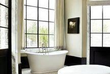 Bathrooms / by Tiffany @ Savor Home
