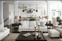 White Rooms / by Tiffany @ Savor Home