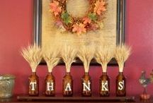 Thanksgiving / by Carla Powell