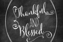 Thanksgiving...