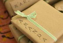 Stationery/packaging....