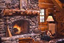 I need a cabin / by Carla Powell