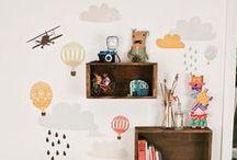 Little one inspiration / Cute items, nursery ideas, handmade gift wish-list. / by Lisa Hassell