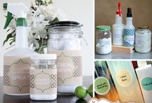 DIY Household Products & Misc. Tips / Homemade and DIY products