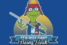 Geekery / by Tory Scherer