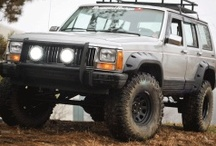 Jeep Cherokee Parts and Accessories / Jeep Cherokees are becoming more and more popular both among daily commute and hardcore off road adventures. We will showcase popular accessories for Jeep Cherokee here. http://www.shopjeepparts.com/cherokee-parts-c-1048.html