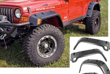 1987-06 Wranglers Parts and Accessories