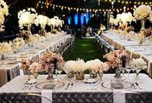 Wedding Tablescapes / Gorgeous wedding reception tablescape inspiration album!  Brilliance.com is one of the leading retailers of diamonds, engagement rings, wedding rings, and fine jewelry. Brilliance.com is one of the leading retailers of diamonds, engagement rings, wedding rings, and fine jewelry.
