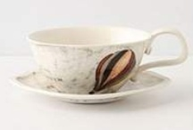 teacups / Otherwise known as Gift Ideas For Carey >_> / by Carey Vandewalle