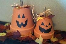 Holidays ~ Halloween & Fall