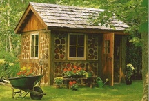 Garden ~ Potting Sheds & Benches