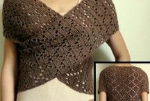 Crochet patterns / by A Touch of Balance