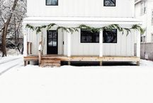 HOME: Exteriors / by Carly McCray
