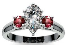 """Ruby Collection / """"When in doubt, wear RED."""""""