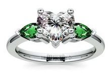 Emerald Collection / Brilliance.com creates the most beautiful emerald engagement rings, emerald wedding rings, emerald earrings, emerald necklaces & more. For more information about a specific piece, contact us at 1-866-737-0754 or service@brilliance.com