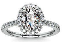 Platinum Diamond Rings / Forever Beautiful... / by Brilliance.com
