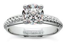 Solitaire Rings / Here are our amazing Solitaire rings designs! Do you want to design your own Solitaire Engagement Ring? Call us at 866.737.0754 today! / by Brilliance.com