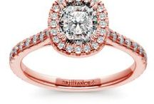 Cushion Diamond Rings Collection / Customize your wedding ring or engagement ring with a cushion diamond from brilliance.com. For more information about a specific piece, contact us at 1-866-737-0754 or service@brilliance.com