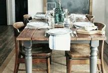 HOME: Dining room / by Carly McCray