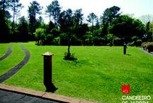 Candeeiro de Jardim l Garden Lamp