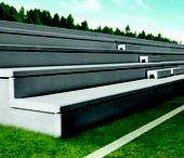 BANCADAS l BENCHES / Já conhece as Bancadas ACL? Bancadas ACL são uma união entre a ergonomia, a funcionalidade e segurança. -- Do you know the ACL benches? ACL benches are a union of ergonomics, functionality and safety. #acl #aclouro #acimenteiradolouro #cimenteira #betao #bancadas #arquitectura #concrete #benches #architecture #architektur
