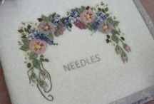 Kacoonda Products / Kacoonda Silk Panels and Embroidery Kits
