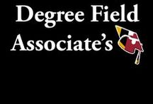 Search By Degree Field (Associate's) / Not sure what department you want to work in? No worries! Search by degree field to figure out where you fit best.