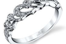 Parade Design Wedding Rings / Seal your vows with a beautifully designed, matching Parade Wedding Band.