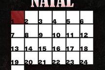 Calendário de Natal l Christmas Calendar