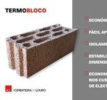 TERMO BLOCO / TERMOBLOCO A Alvenaria que poupa! -- TERMOBLOCO The Economic Block!