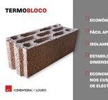TERMO BLOCO / TERMOBLOCO A Alvenaria que poupa! -- TERMOBLOCO The Economic Block!