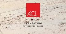 Pavimento Travertino l Travertino Flooring / NOVIDADE! Pavimento Travertino Repleto de elegância, Travertino confere comodidade e harmonia ao ambiente que o envolve. -- NEW! Travertino flooring Full of elegance, Travertino offer comfort and harmony to the surrounding environment.