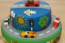 Race car birthday / by Melissa Osborn